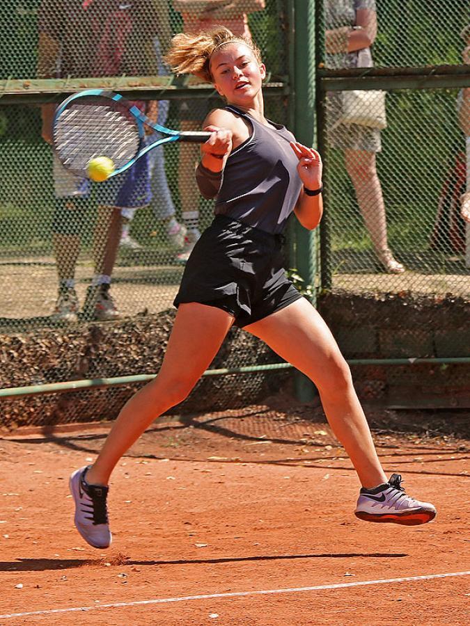 Первенство НСО по теннису