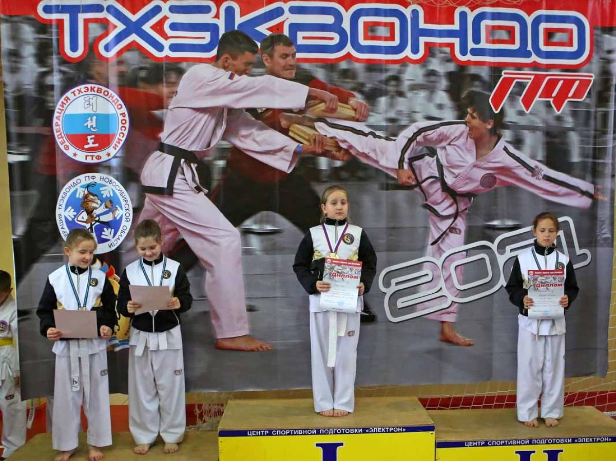 Чемпионат и первенство Новосибирска по тхэквондо ГТФ