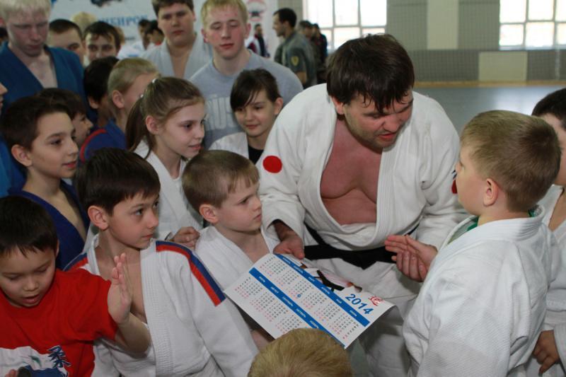 Первенство России по дзюдо