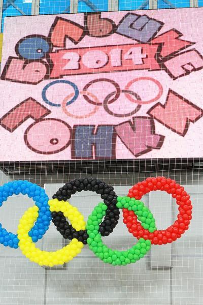 Большие олимпийские гонки