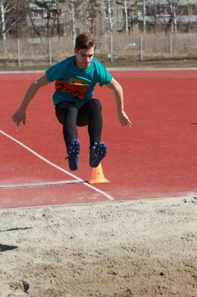 Летние спортивные игры школьников. Легкая атлетика