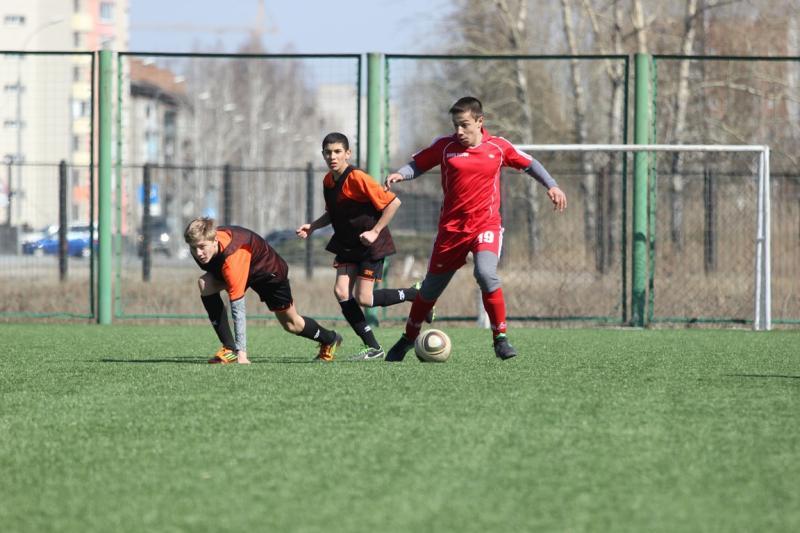 Летние спортивные игры школьников. Футбол