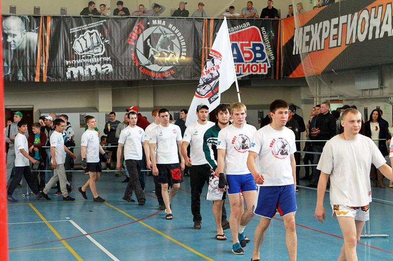 Региональный турнир по смешанным единоборствам ММА