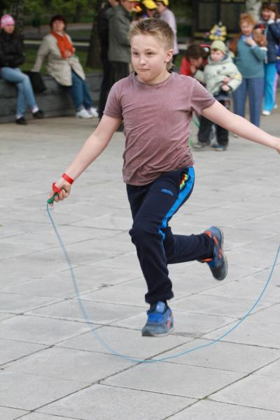 Городской фестиваль по ориентированию слепых в мегаполисе