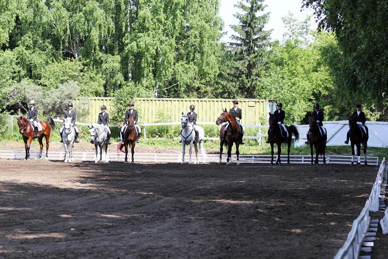Конные игры на приз «Кубок мэра г. Новосибирска»