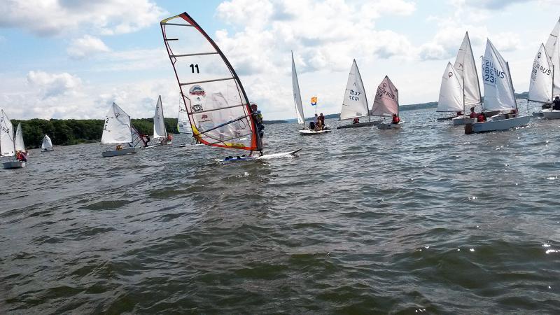 Праздник водных видов спорта