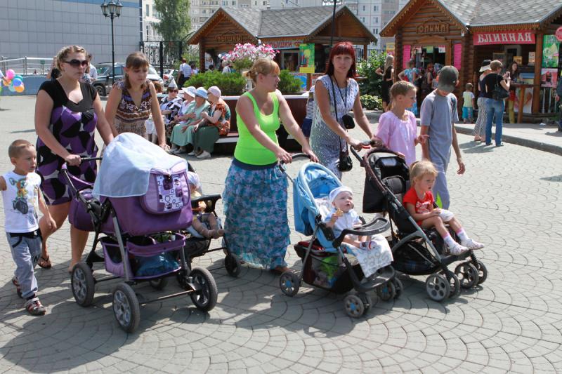 Семейный праздник в зоопарке