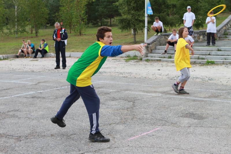 Спортивный фестиваль на набережной - Я выбираю жизнь!