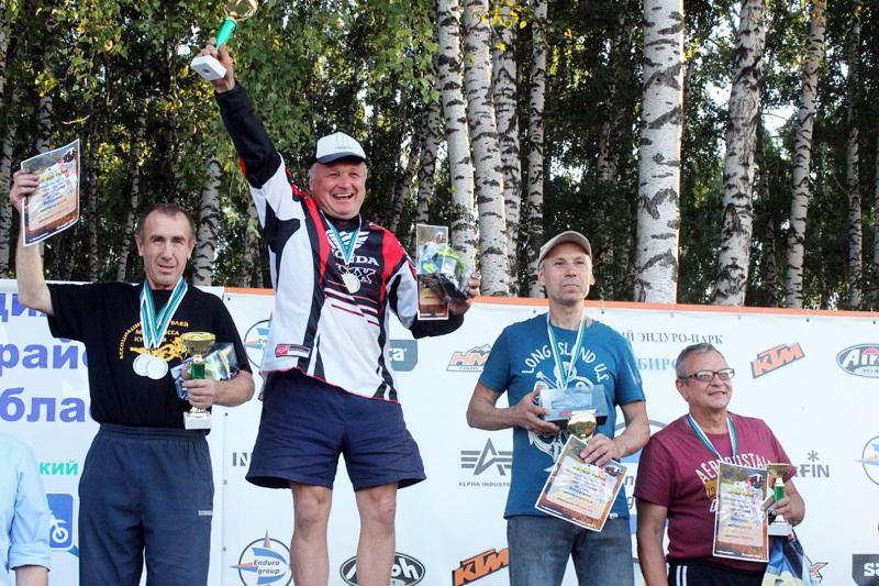 Финальный этап чемпионата Сибирского федерального округа по мотокроссу